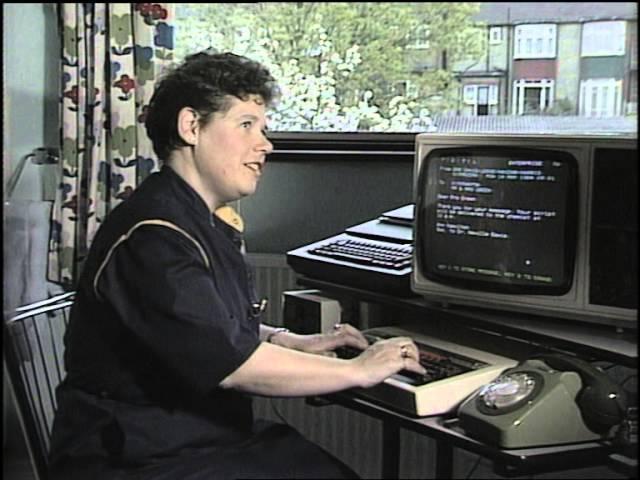 E-mail в 1984 году. Как использовались домашние ПК 30 лет назад? - 1