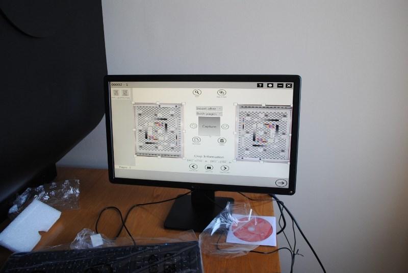 Обзор книжного сканера Qidenus SMART book scan 3.0 в Одесском городском архиве - 4