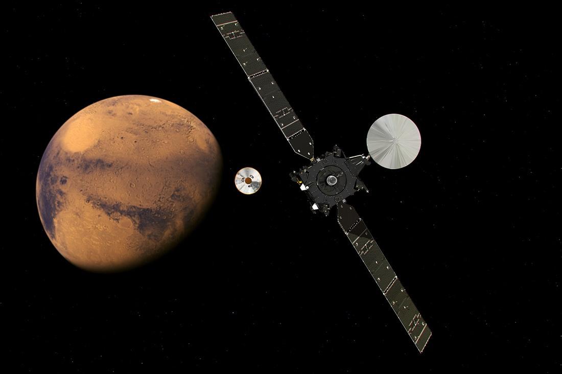 Вторая загадка Марса - 1