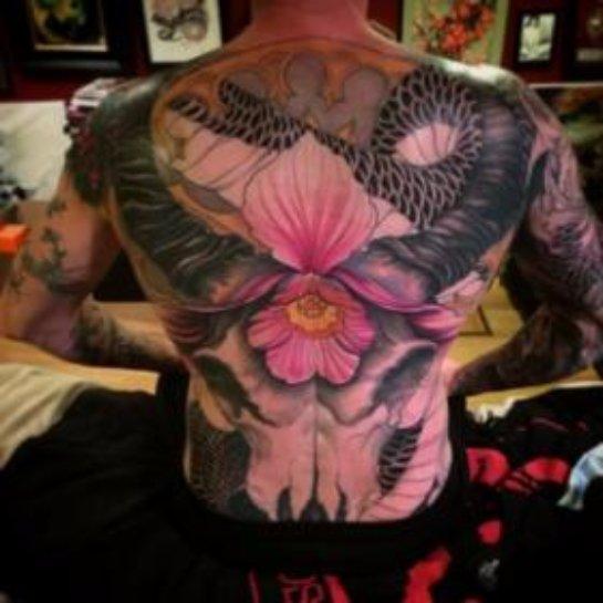 Татуировки укрепляют иммунитет