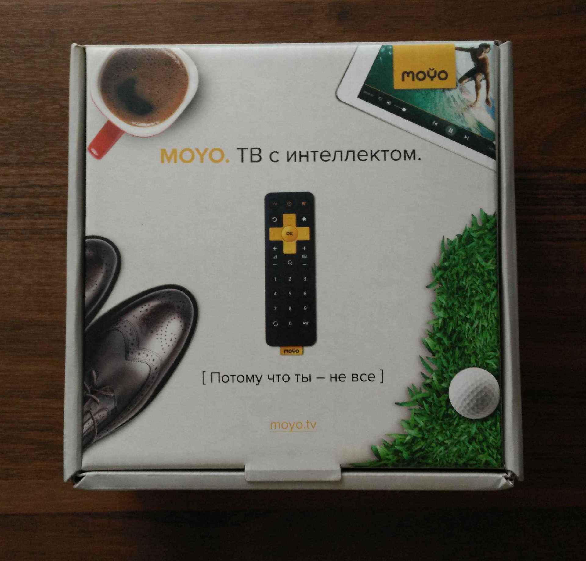 MOYO WOW — ТВ тоже может быть с интеллектом - 2