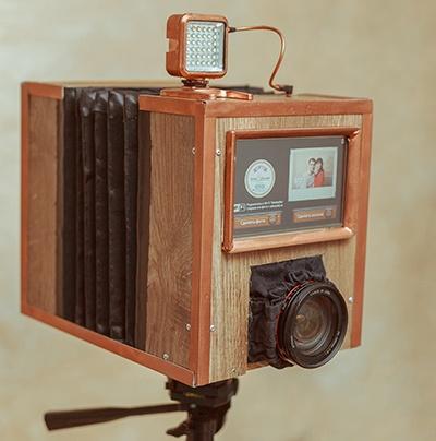 Делаем автономную фотобудку на raspberry pi - 1