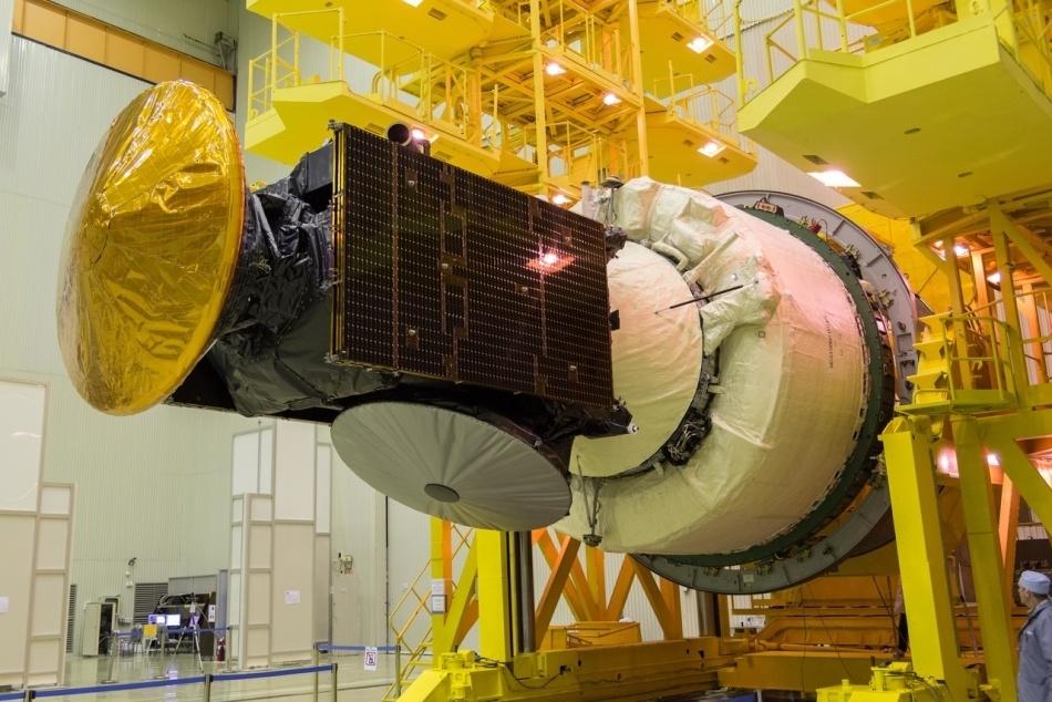 Орбитальный детектив или как улетал ЭкзоМарс - 1