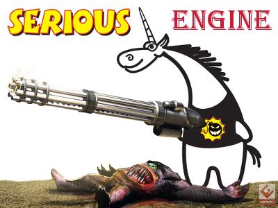 Проверка исходного кода игрового движка Serious Engine v.1.10 к юбилею шутера Serious Sam - 1