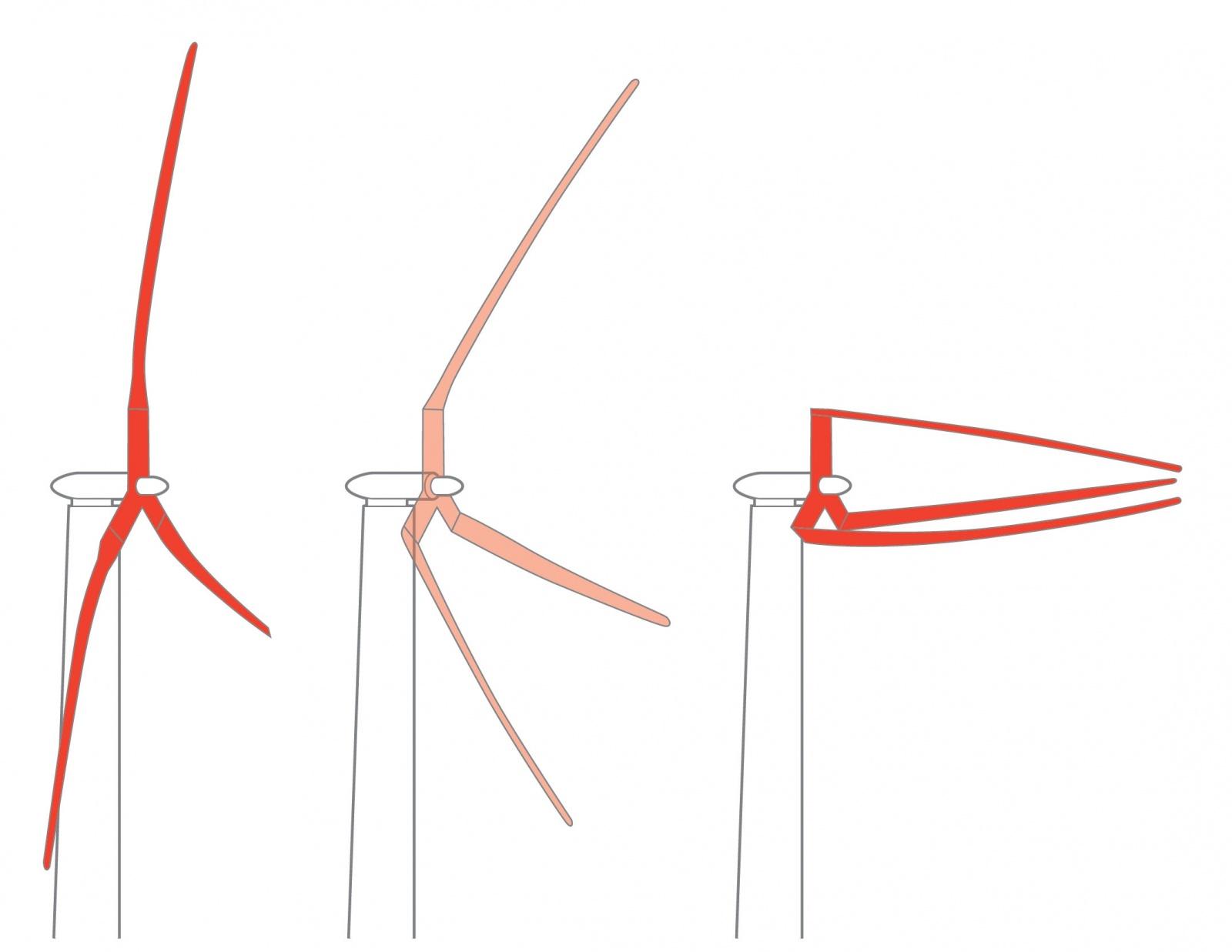 Ветрогенераторы будущего со структурой пальмы будут выше Empire State Building - 1