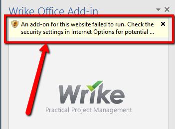 От документа к проекту: как Wrike создавал дополнение для Office 365 - 4