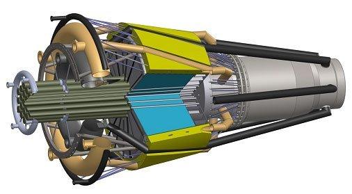 Росатом изготовил тепловыделяющие элементы для ядерного реактора космического корабля - 1