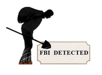 Fbi Detected: Как я обнаружил агентов ФБР - 1