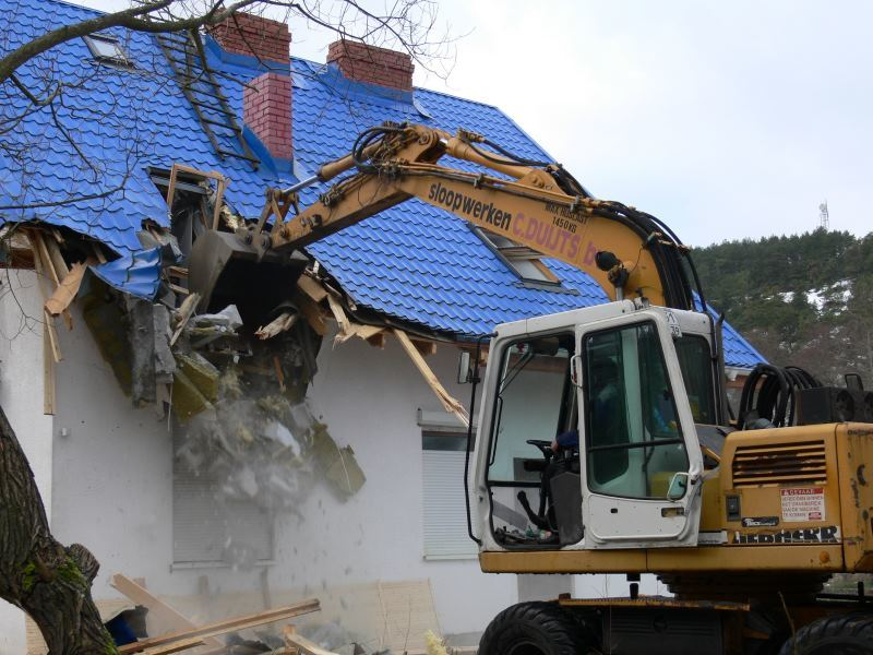 В США снесли не тот дом из-за ошибки на картах Google Maps - 1