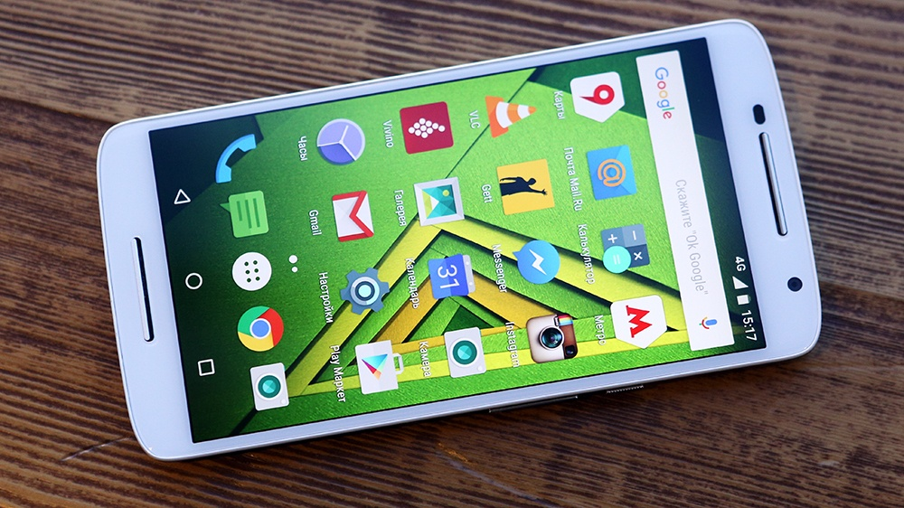 Moto X Play: яркий смартфон с ёмкой батареей - 1