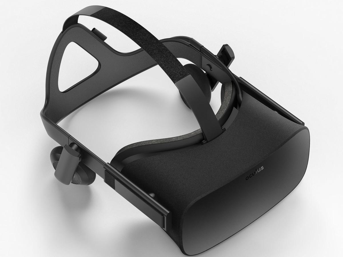 Поле зрения в очках виртуальной реальности - 5