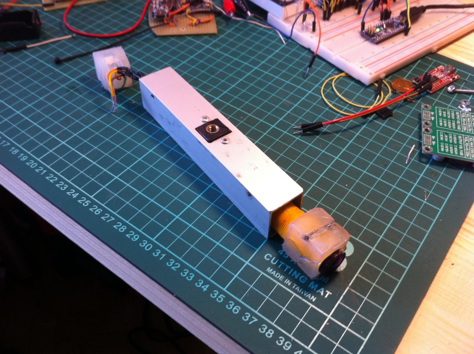 Телеметрия для мотогонок. Часть 1 — прототип - 4