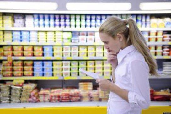 Ученые рекомендуют покупать продукты по списку