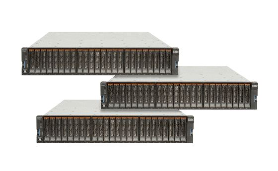 IBM выпустила новое поколение системы хранения данных — Storwize v5000 Gen2 - 1