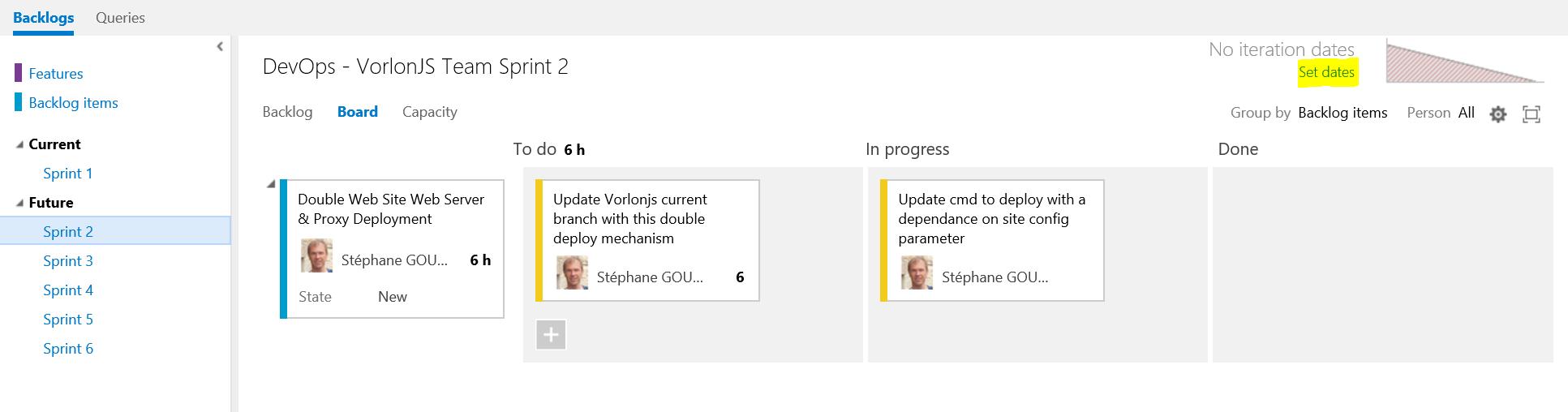 Как мы внедряли DevOps: планирование и управление проектами с помощью Visual Studio Team Services - 7