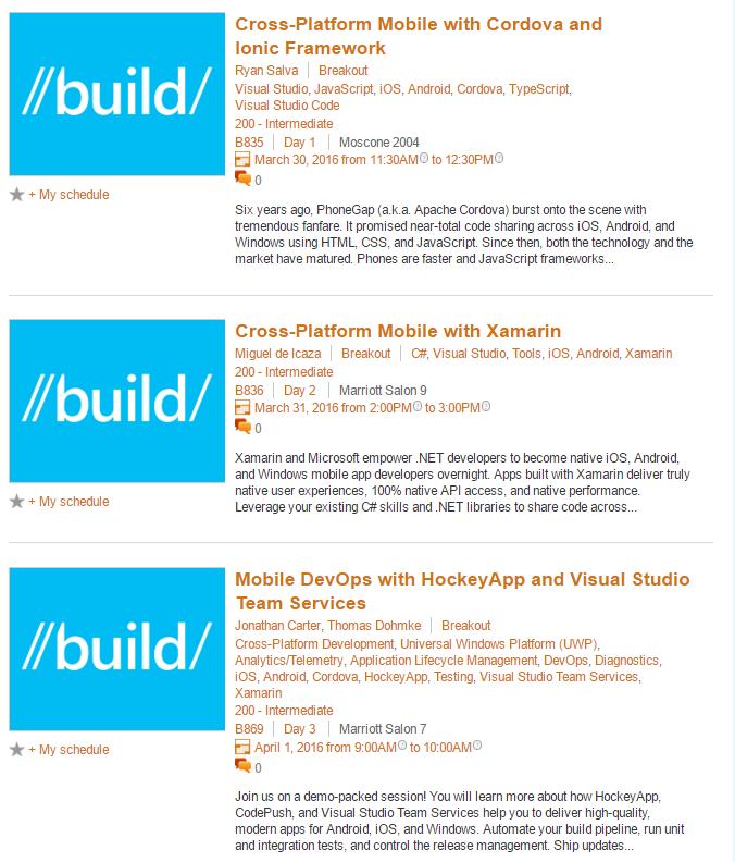 Не пропустите сегодня вечером онлайн трансляцию открытия конференции Build (18:30 MCK) - 2