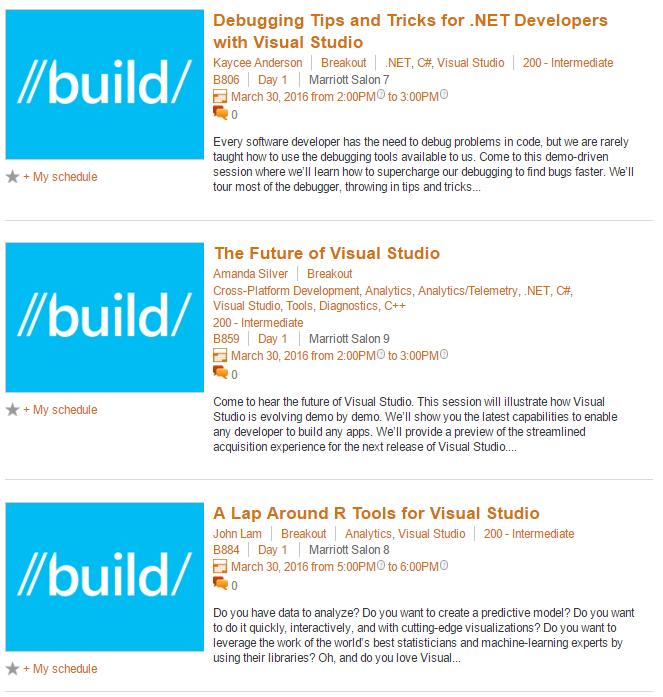 Не пропустите сегодня вечером онлайн трансляцию открытия конференции Build (18:30 MCK) - 4