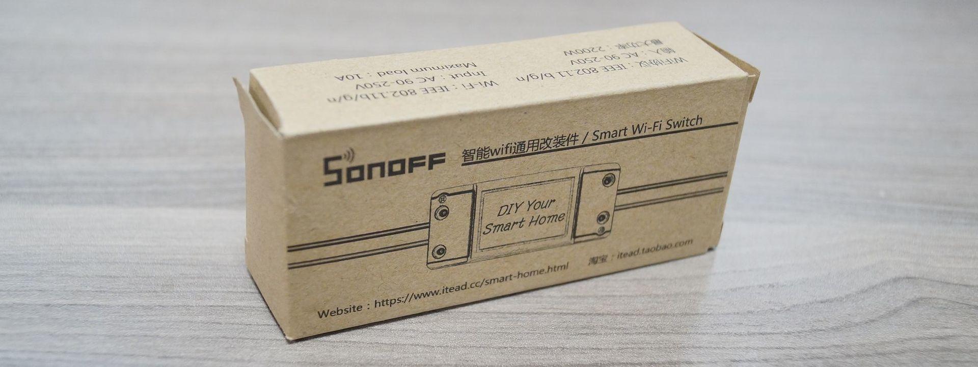 Умная дача #1. Модули Sonoff от ITEAD - 1