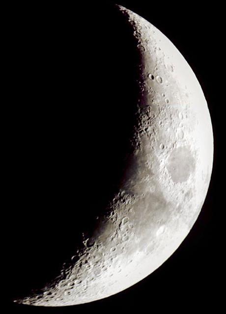 Луна под микроскопом - 1