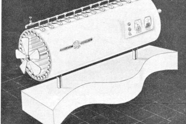 Турбоэнкабулятор в промышленности - 1
