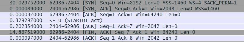 Как я писал библиотеку под МЭК 870-5-104 на Arduino при помощи Wireshark - 4