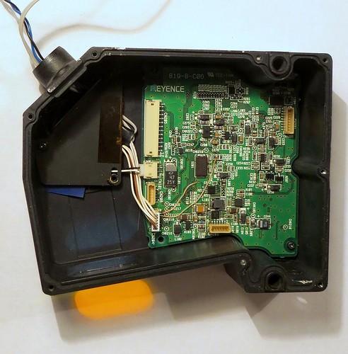 Реверс-инжиниринг лазерного датчика расстояния - 11