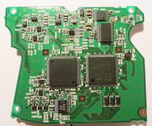 Реверс-инжиниринг лазерного датчика расстояния - 4