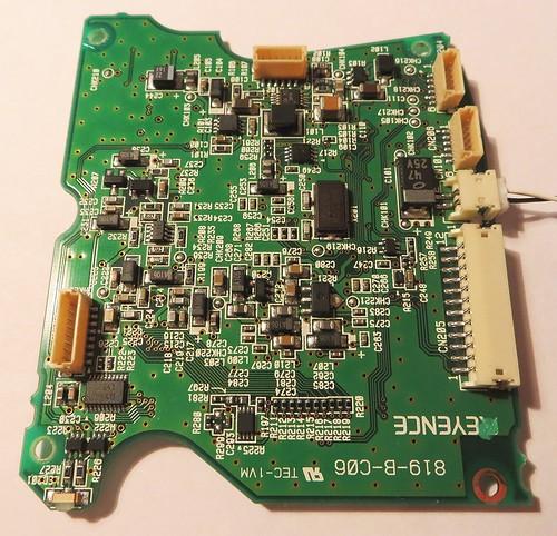 Реверс-инжиниринг лазерного датчика расстояния - 5