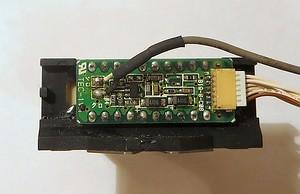 Реверс-инжиниринг лазерного датчика расстояния - 8