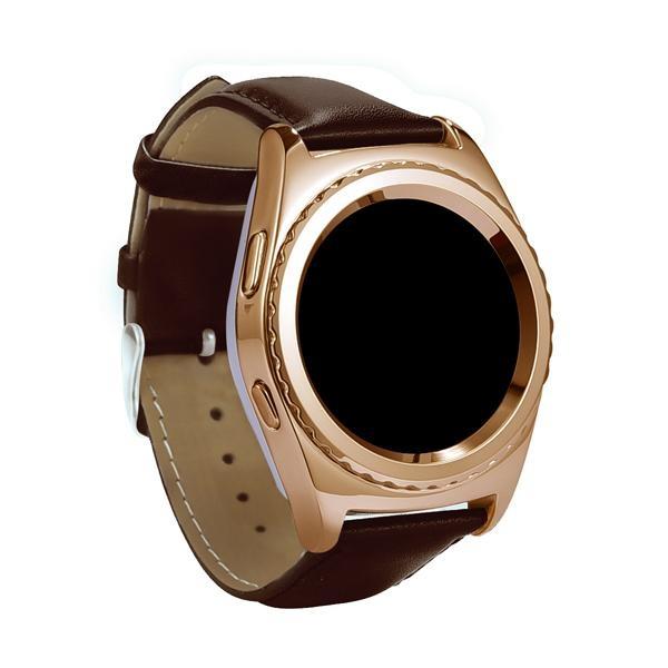 Умные часы No.1 G4 получат металлический корпус при цене $40