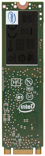 Intel SSD 540s