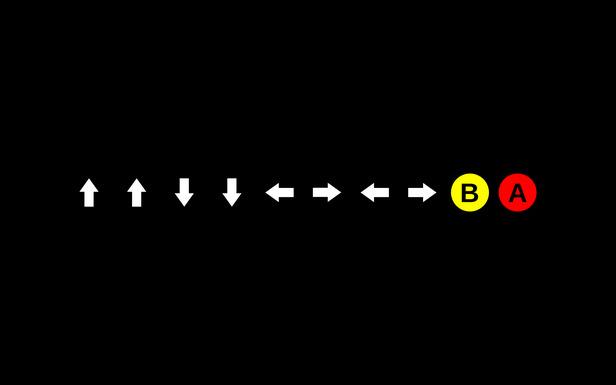 Konami code или читайте между строк - 3