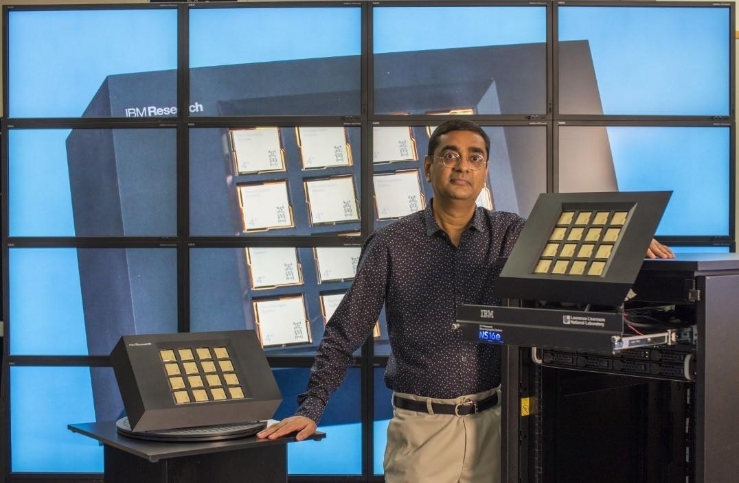 В США создан суперкомпьютер на основе чипа TrueNorth с энергопотреблением в 2.5 Вт - 2