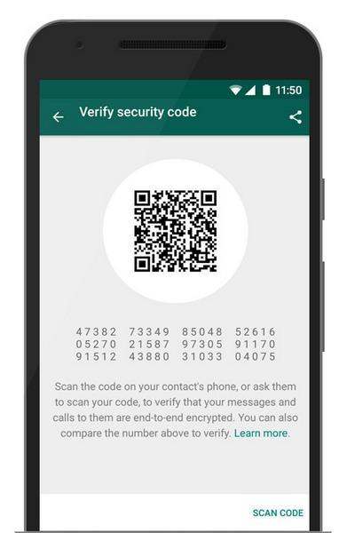 WhatsApp отныне шифрует все данные