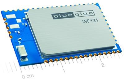 Wi-Fi-модуль WF121 и HTTP-сервер впридачу - 1