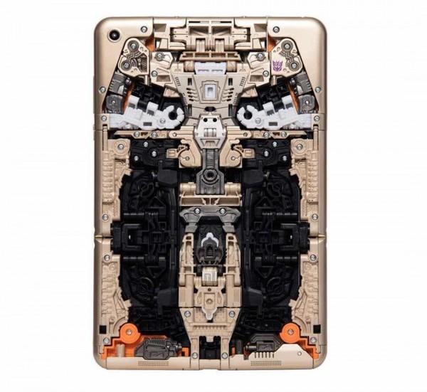 Xiaomi и Hasbro создали игрушку-трансформер, которая превращается в планшет Mi Pad 2