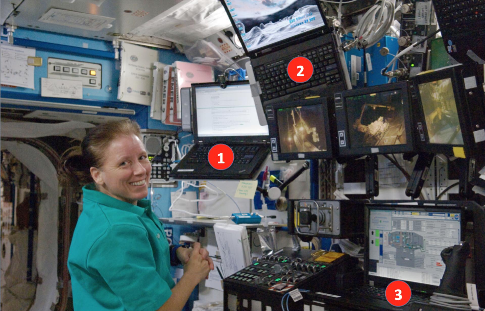Интернет на МКС - 2