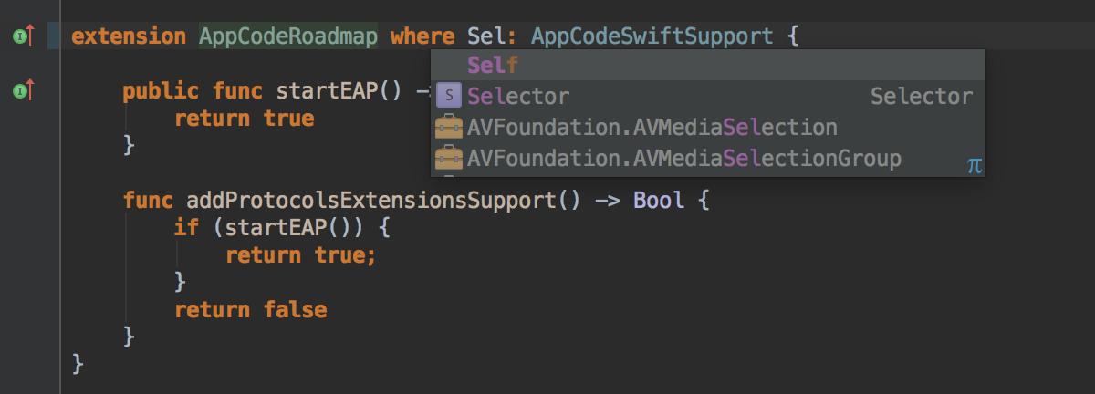 Релиз AppCode 2016.1: улучшенная поддержка Swift и C++ - 3
