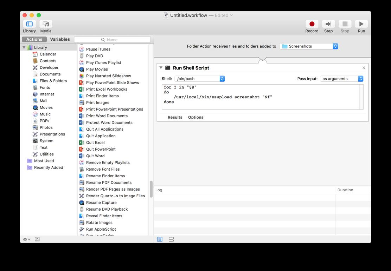 Сам себе Dropbox на OS X - 2