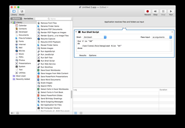 Сам себе Dropbox на OS X - 3