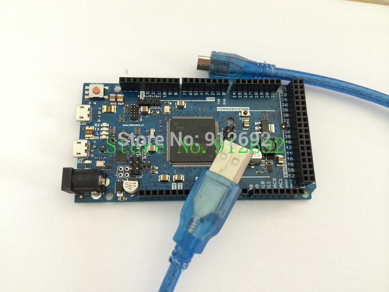 Arduino Due + ESP8266 ESP-12E c адаптером — быстрый старт - 2