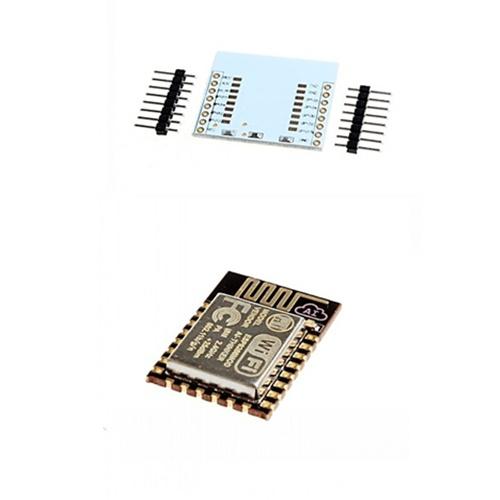 Arduino Due + ESP8266 ESP-12E c адаптером — быстрый старт - 3