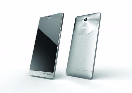 BenQ F55- смартфон с 4K-экраном