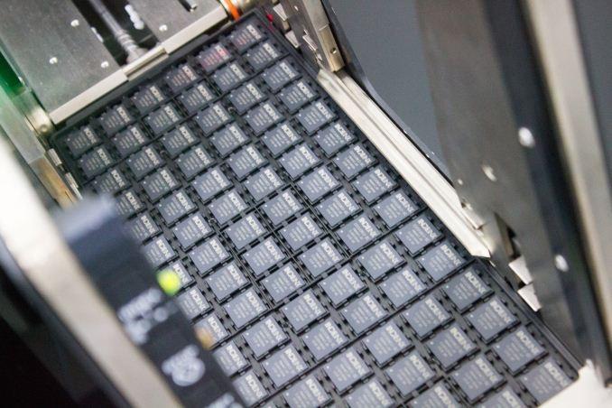 От металлического кремния до SSD: как создаются твердотельные накопители OCZ - 10