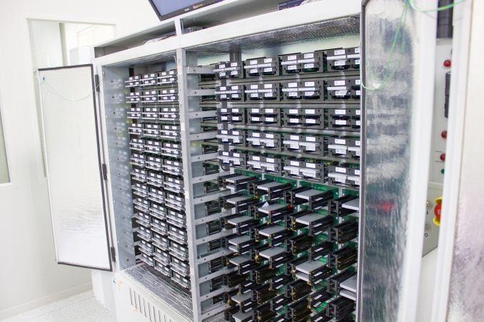 От металлического кремния до SSD: как создаются твердотельные накопители OCZ - 15