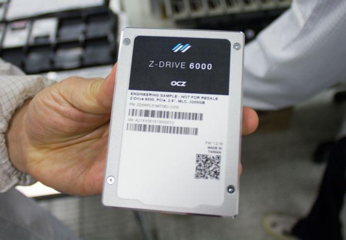 От металлического кремния до SSD: как создаются твердотельные накопители OCZ - 16