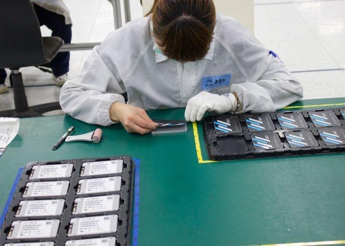От металлического кремния до SSD: как создаются твердотельные накопители OCZ - 17