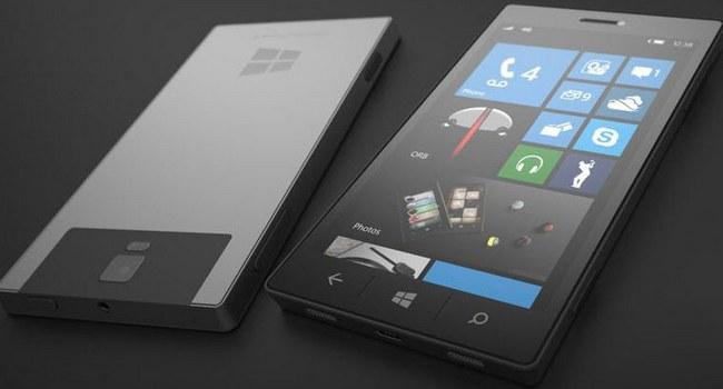 Смартфон Surface Phone может выйти в трех версиях, но лишь в 2017 году