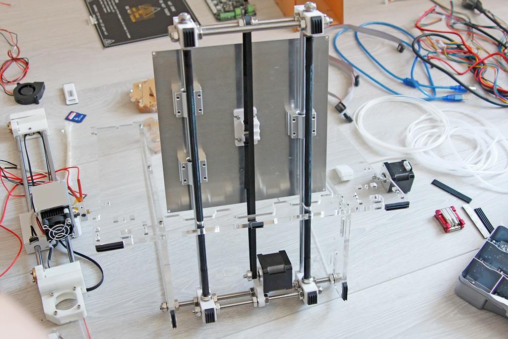 Недорогой конструктор 3D-принтера Аврора. Будет ли революция? - 11