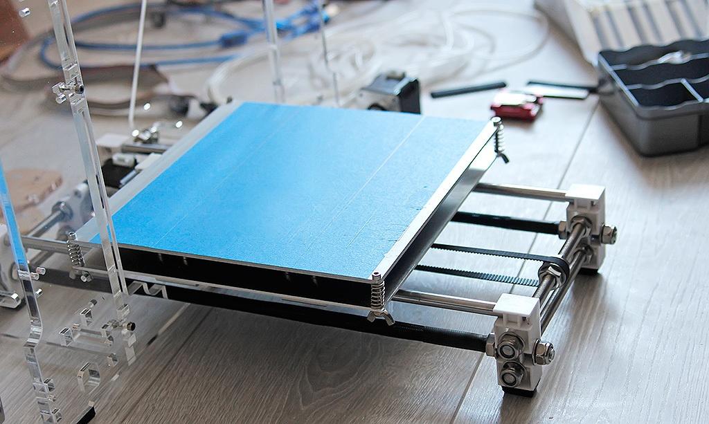 Недорогой конструктор 3D-принтера Аврора. Будет ли революция? - 14
